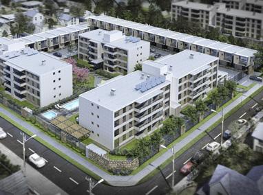 Proyecto Condominio El Roble