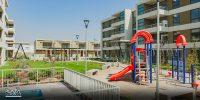 Plaza El Roble - Juegos Infantiles