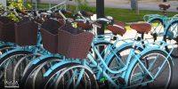 Plaza El Roble - Bicicletas Compartidas