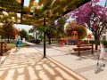 Zona de juegos infantiles de Proyecto Condominio San Luis de Macul